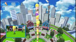 "Wii Play Motion Cone Zone ""Scoop"" 100"