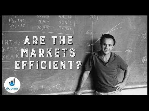 Are Markets Efficient? (Discussing The Efficient Market Hypothesis)