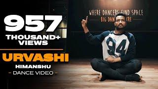 Gambar cover Himanshu  I Big Dance PDSP Core I AR Rahman's Urvasi - Carnatic Mix