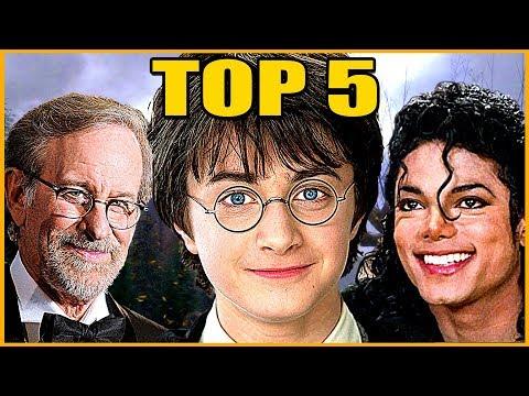 5 Choses que vous ne saviez pas sur HARRY POTTER