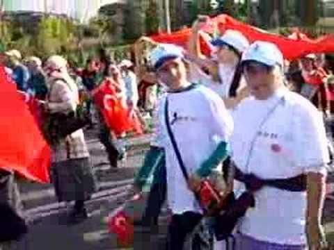 Eurasia Marathon 2008 03