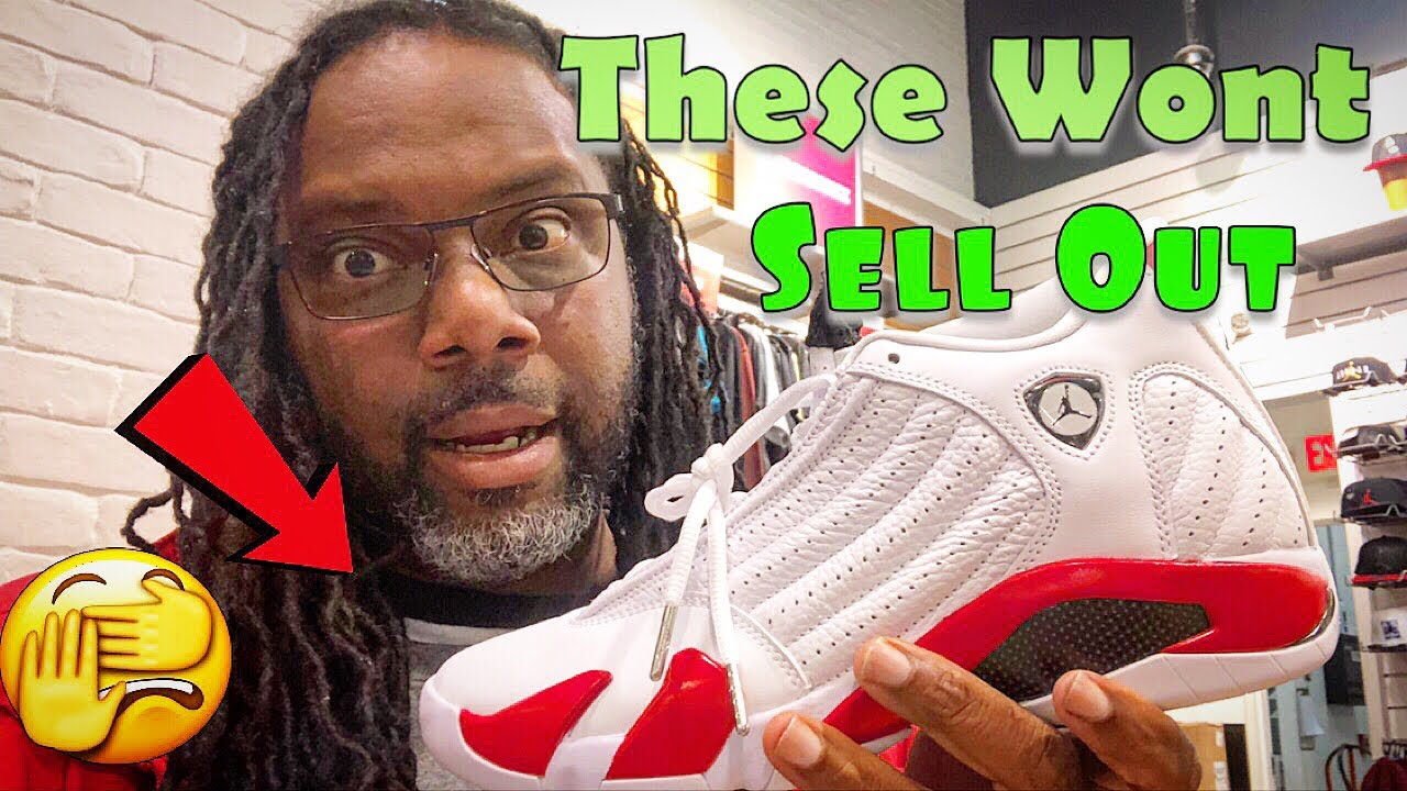 competitive price 46d38 15c17 The Air Jordan 14 Candy Cane (2019) Will Not Sell Out! Early Review!
