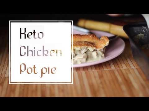 Keto Chicken Pot Pie!