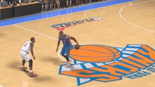 NBA 2k14 Crossover tutorial PS4 xbox one Gameplay