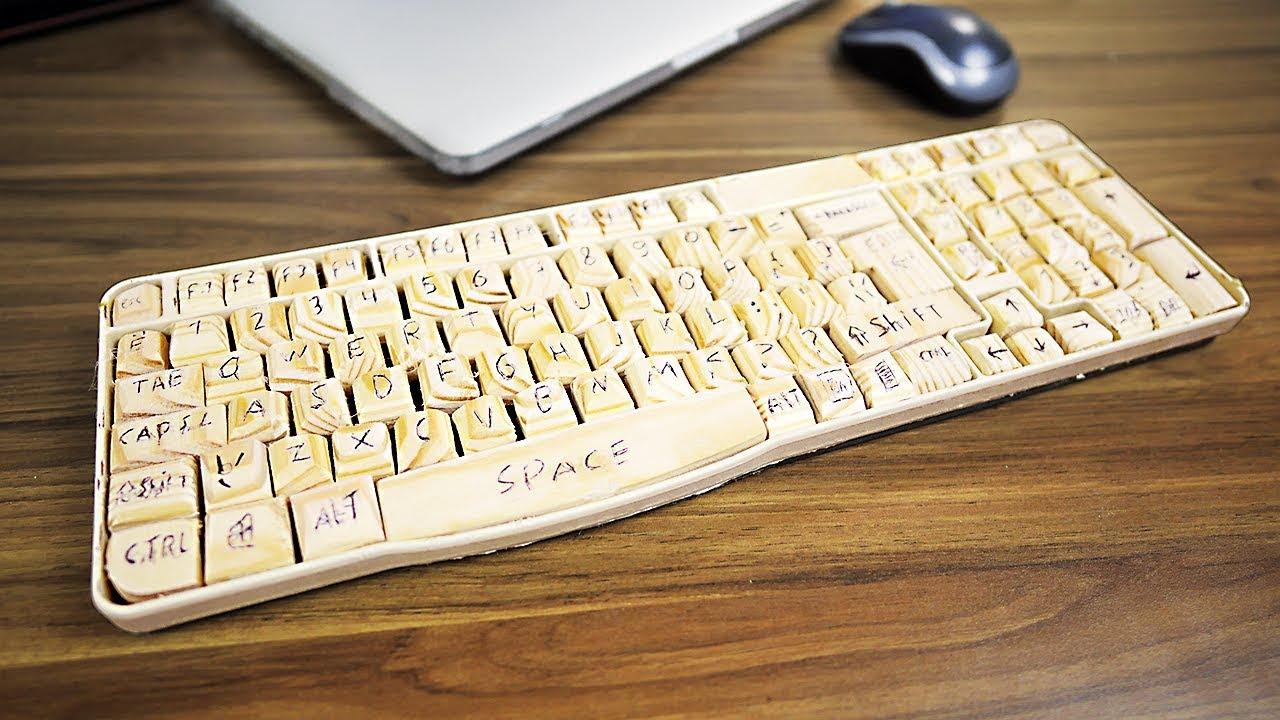 Как сделать клавиатуру самому фото 844