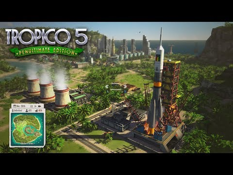 Tropico 5 - Penultimate Edition (Xbox One) - Release Trailer (EU)