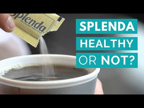 Sucralose (Splenda): Healthy or Unhealthy?