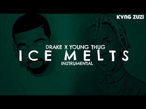Drake x young thug ice melts instrumental