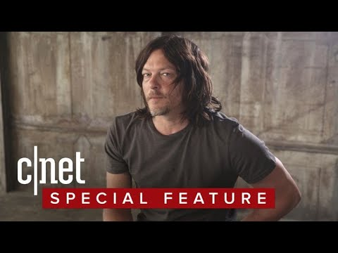 Norman Reedus talks about Daryl Dixon's emotional journey