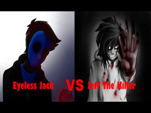 MineDuel: Eyeless Jack vs Jeff The Killer - YouTube