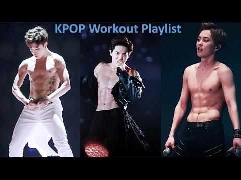 Kpop Workout Playlist #1