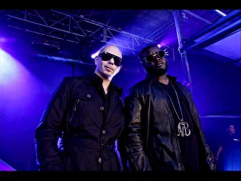 Pitbull Ft. T-Pain - Hey Baby (moshe baran 10 Remix) the remix