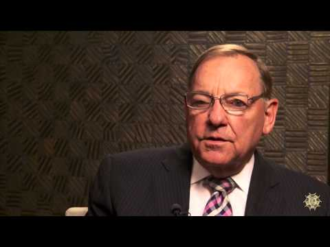 Lincoln Academy 2014 Interview John A. Canning, Jr.