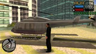 Gta Liberty City Stories: How To Get A Helicopter