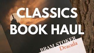 Classics Book Haul   For the Love of Classics