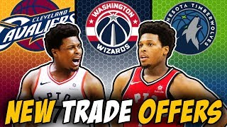 NEW Trade Offers For Kyle Lowry