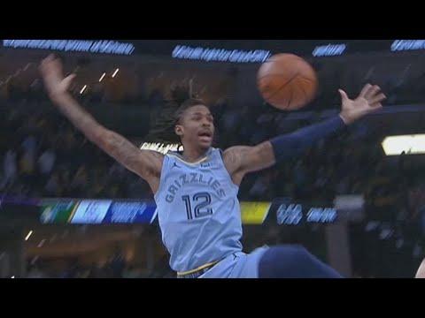 Ja Morant 360 Dunk! Joins Kareem, Wilt Game 3! 2021 NBA Playoffs