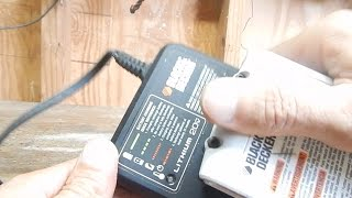 Black & Decker Lithium Battery Charger Not Working Troubleshooting
