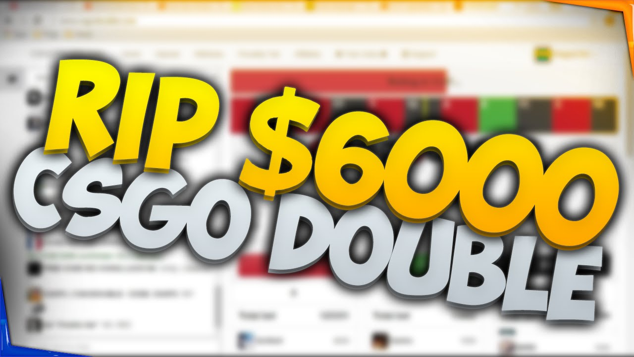 csgodouble betting strategy
