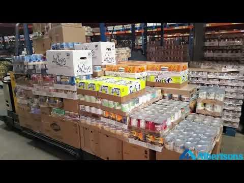 Warehouse Order Selector