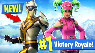 *NEW SUPERHERO SKIN* FORTNITE DUOS LIVE!! (Fortnite Battle Royale)