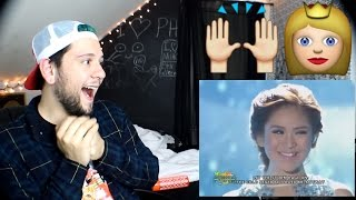 Sarah Geronimo sings Frozen