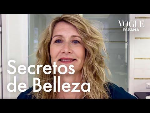 La rutina de cuidado facial de Laura Dern | Secretos de belleza | VOGUE España