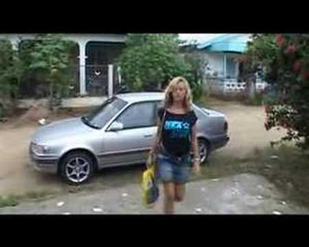 Documentaire TVzender Leda's leven in Suriname 2004