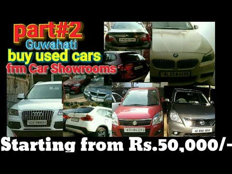 Used Car Showroom#2 | Guwahati | Part 2