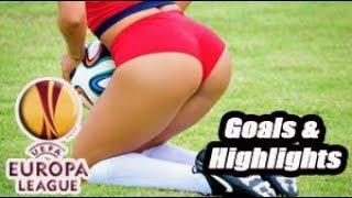 Slavia Praga vs Bordeaux - Goals & Highlights   Europa League