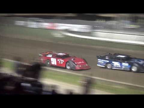 Limited Late Model Heat 2 Lafayette County Speedway 9/15/18
