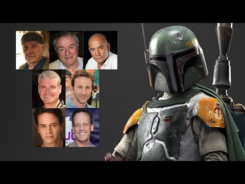 Comparing The Voices - Boba Fett
