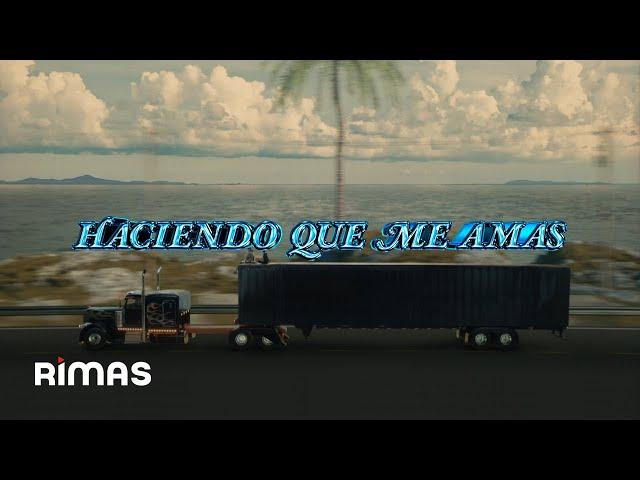 BAD BUNNY - HACIENDO QUE ME AMAS | EL ÚLTIMO TOUR DEL MUNDO [Visualizer]