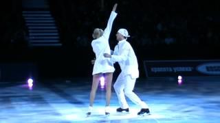 Профессионалы: Оксана Домнина - Роман Костомаров