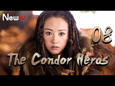 【Eng\u0026Indo Sub】The Condor Heroes 08丨The Romance Of The Condor Heroes (Version 2014)