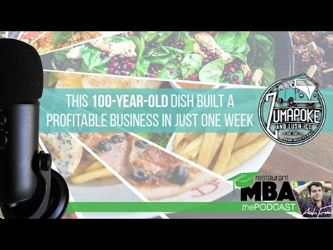 This 100-year-old dish built a profitable business in just one week with Zumapoke - Episode 2