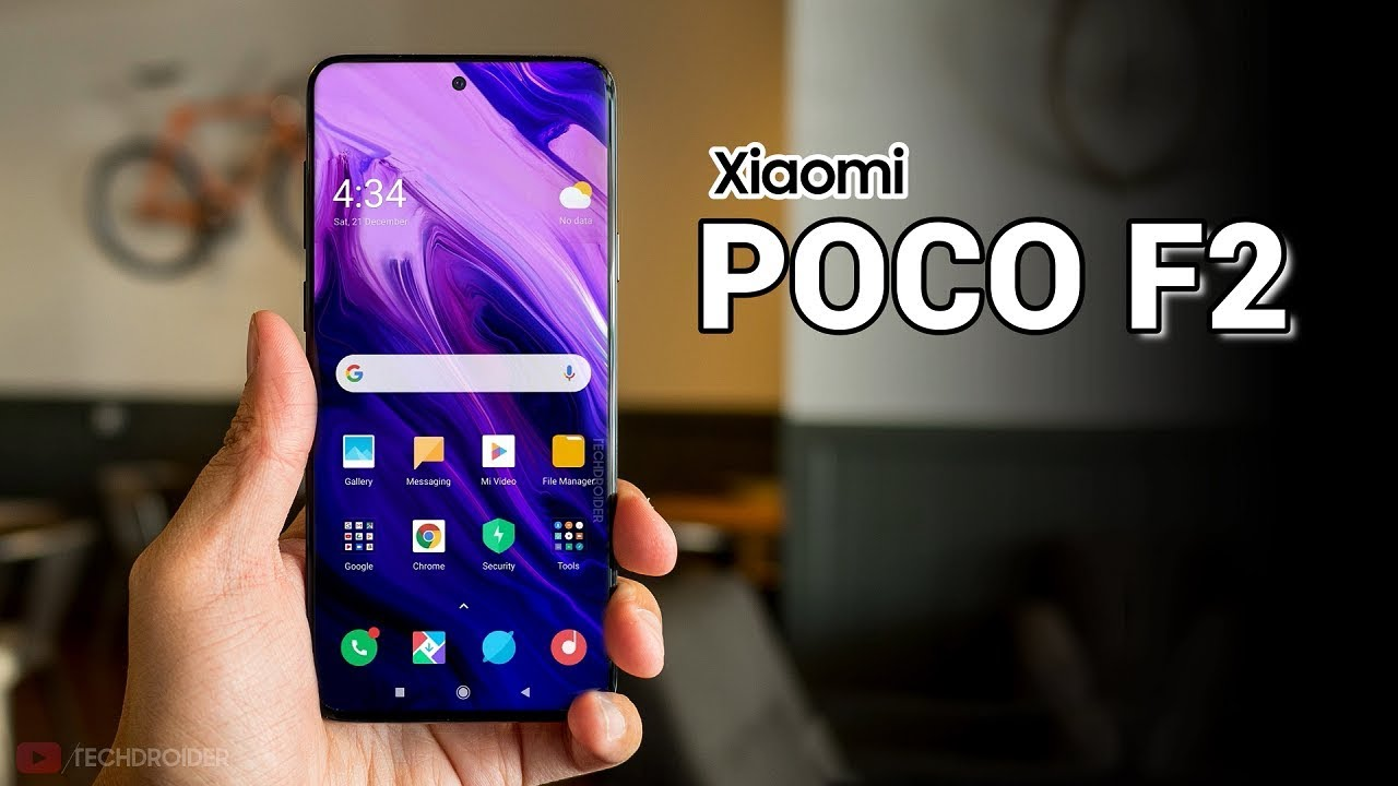Poco F2 Specs, Display, Thickness, Camera, RAM, Storage & Price