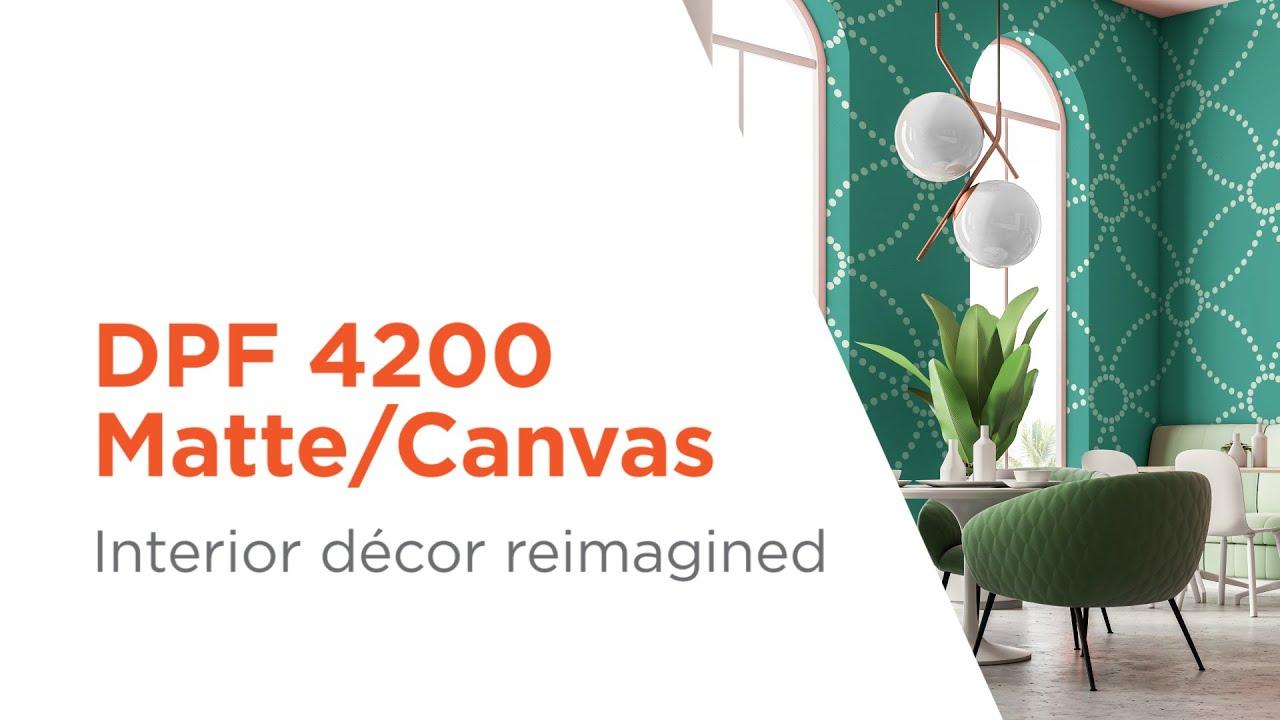 {DPF 4200 - Transform interior décors}