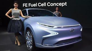 Hyundai FE Fuel Cell Concept | Exterior & Interior ✔