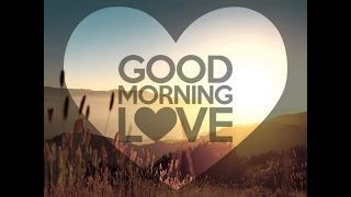 Good Morning Love LYRICS ARLAN