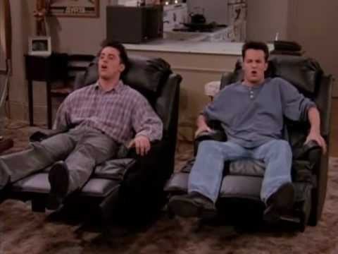 Mejores Momentos Chandler y Joey  YouTube