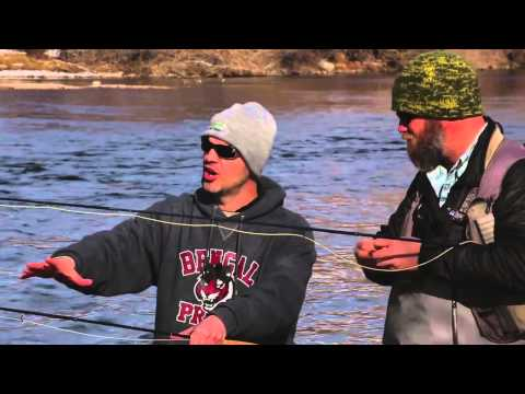 Winter Rainbows & #37 Midges With Hank Patterson