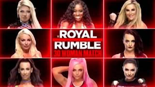 WWE Royal Rumble 2019 - Resultados