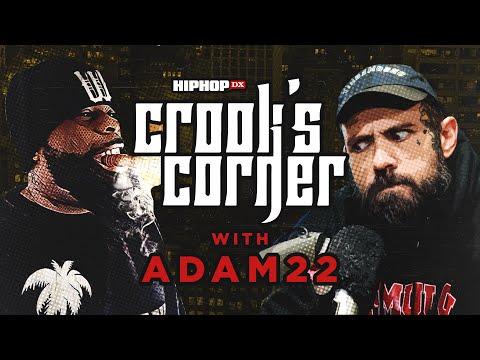 Crooked I & Adam22 Talk JCole Beef Logic Being Corny XXXTentacion & Khaled  l Crook&39;s Corner