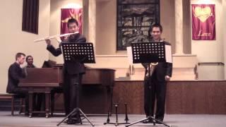 Vang Trio I. Allegro Passionato