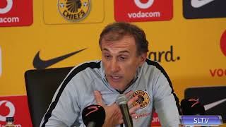 Solinas Likens Billiat To Being Chiefs' Lionel Messi...