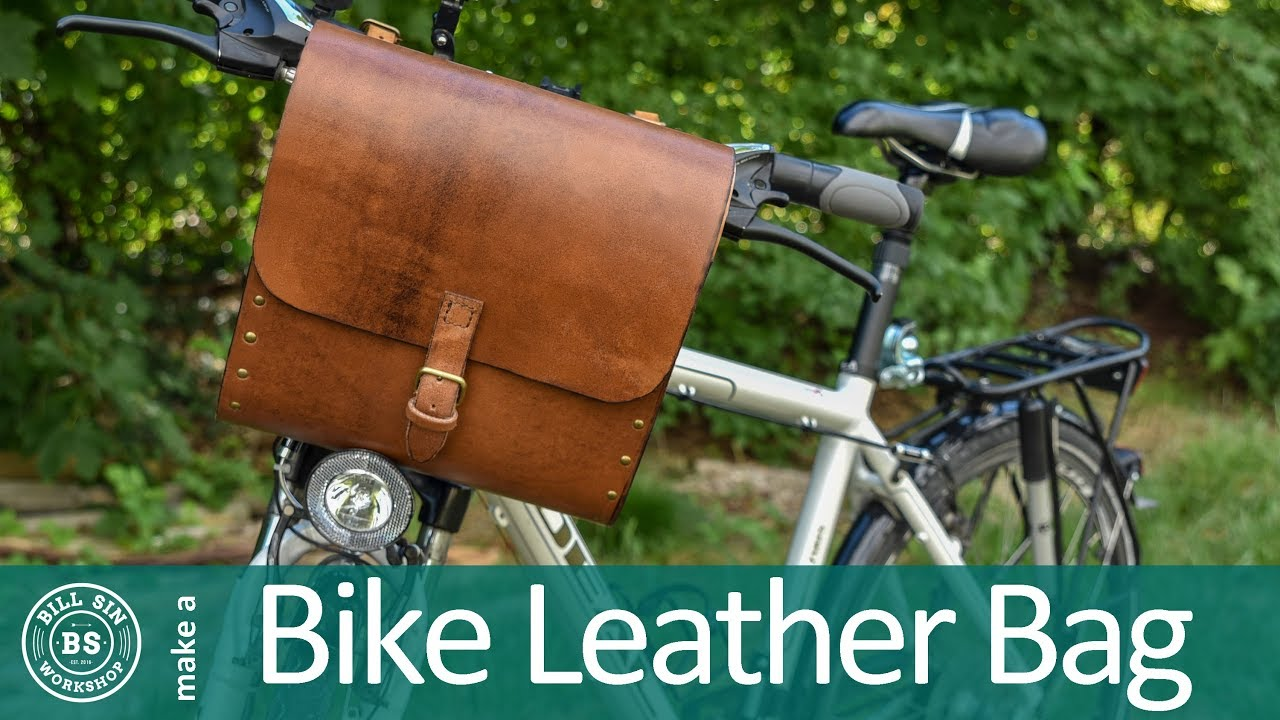 a19a2c61068 How to make leather bag