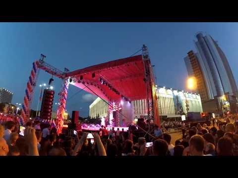 Джиган концерт Краснодар 2017 год очень кратко)))