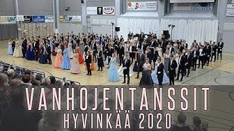 Vanhojentanssit Hyvinkäällä 14.02.2020