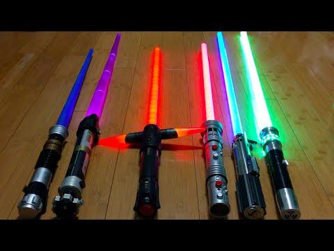 LIGHTSABER 101: Comparisons, Frequently Asked Questions, etc.